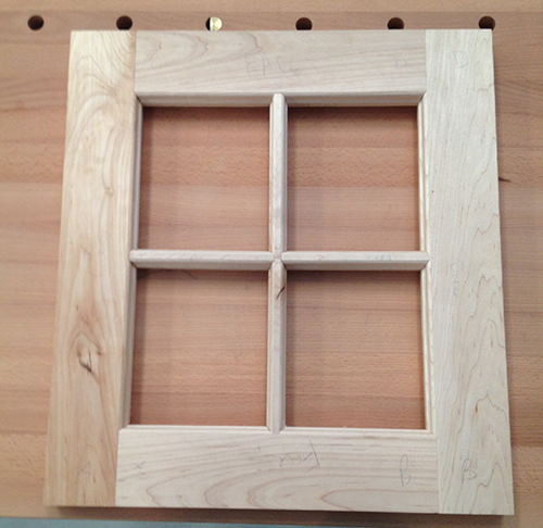 build wood windows
